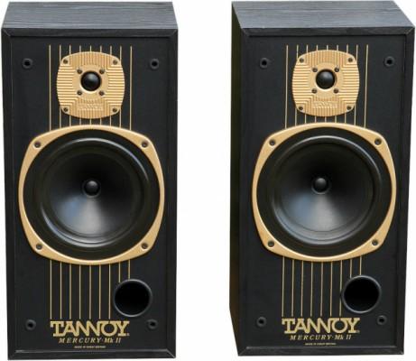 Tannoy Mercury MKII x acustica