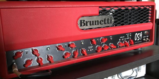 Brunetti 059 + Diezel 4x12