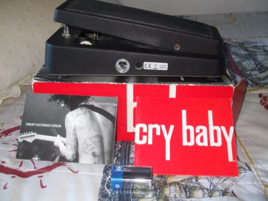WHA WHA CRY BABY DUNLOP GCB95