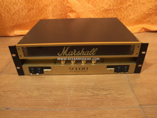 MARSHALL 9100 50/50 ETAPA POTENCIA (5881/6L6)