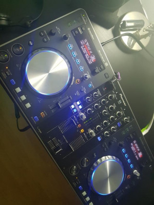 XDJ R1 + DJC-SC3