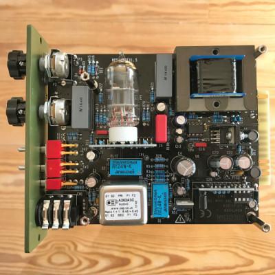 Preamps Ecualizadores Compressor DIY nuevos Serie 500 API