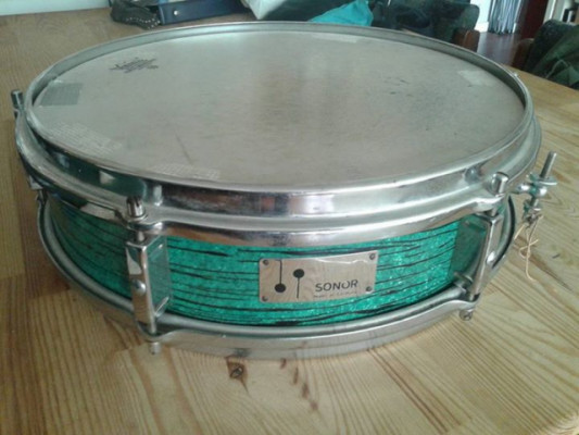 Caja Sonor Piccolo de los 60