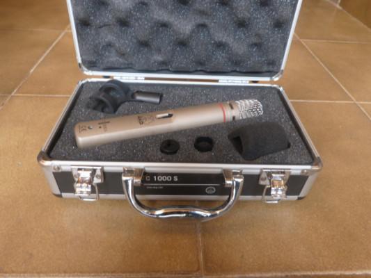 Microfono AKG C1000