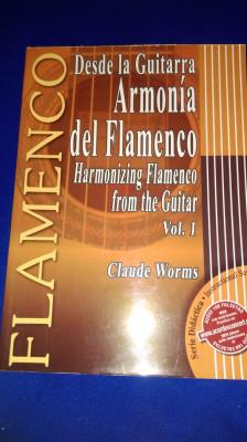 LIBRO DE FLAMENCO EN 3 IDIOMAS.