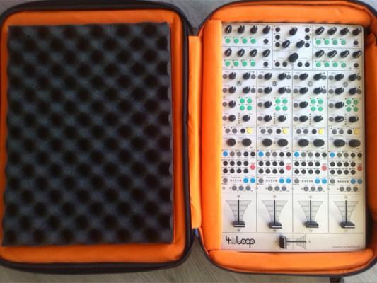 FADERFOX 4MIDILOOP Traktor DJ Controler + UDG APC bag