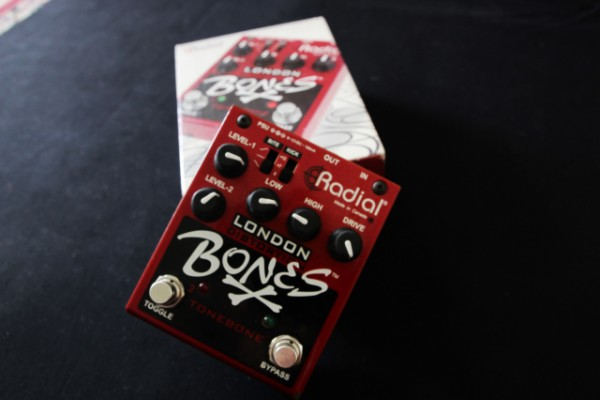 RADIAL LONDON BONES DISTORTION ¡EL DESACATO!