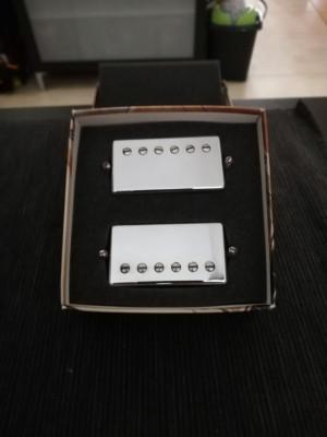 Vendo Humbuckers Gibson 490R & 498T