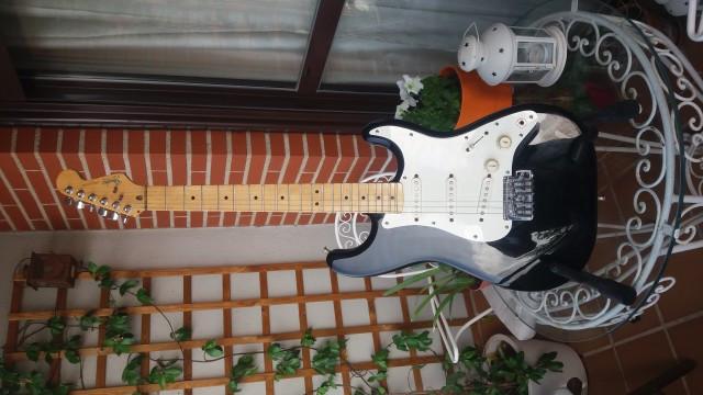 Fender Stratocaster 1982 (Dan Smith Era / Epoca)