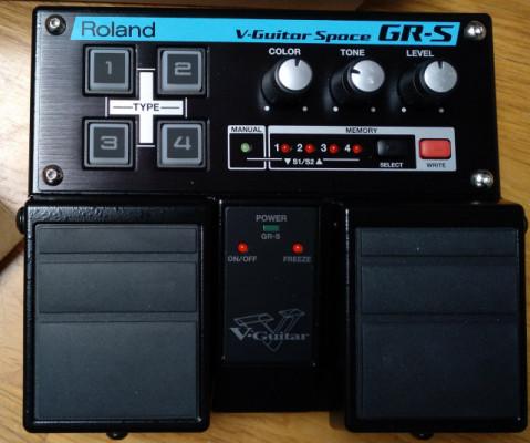 Roland v guitar space pedal