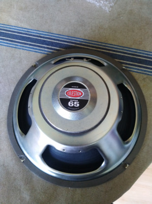 "Celestion super 65 12"" 8 ohms"