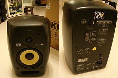 Monitores KRK VXT 6