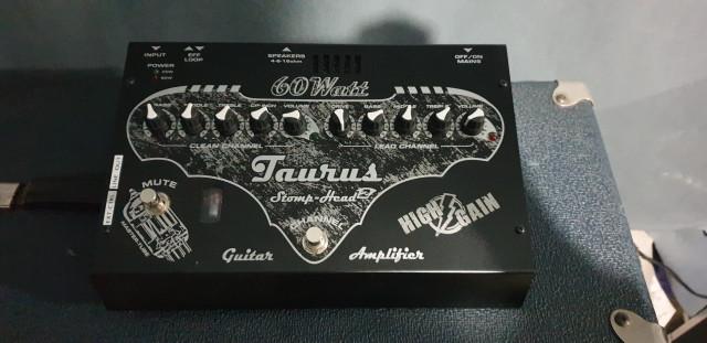 Taurus Stomp Head HG 2