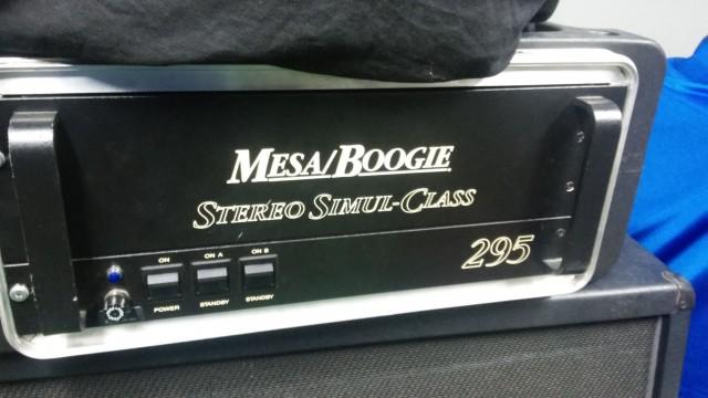 etapa mesa boogie 295 symul class