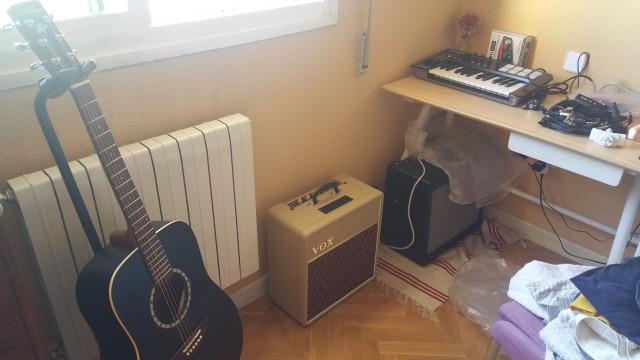 Guitarra acústica Art & Lutherie Cedar Black NUEVA