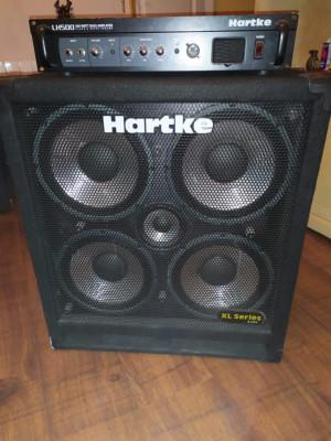 Amplificador de bajo Hartke LH500