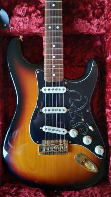 Fender Stratocaster Stevie Ray Vaughan SRV
