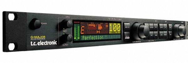 Rack G Major Tc Electronic