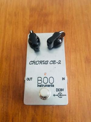 Chorus analógico BOO
