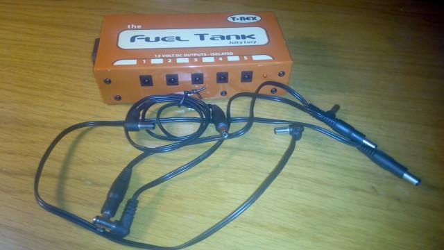 FuelTank Juicy Lucy - T-Rex Effects [MOD]