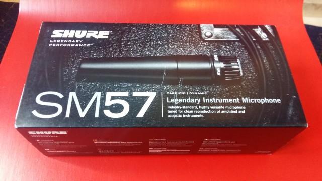 Micrófono dinámico Shure SM57