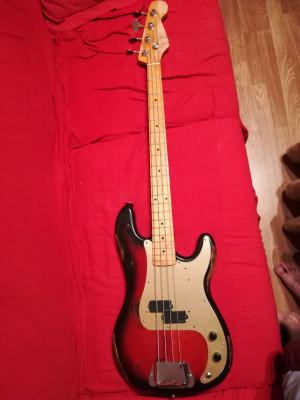 Precision bass sx relic