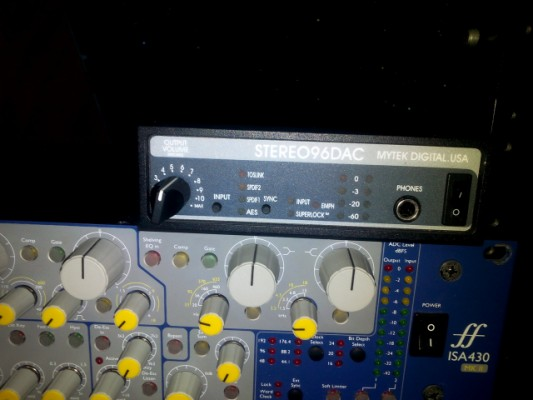 Mytek Digital | Stereo 96 DAC