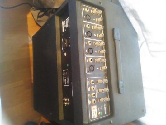PA Portatil T.Amp 80w