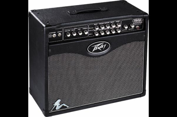 Amplificador Peavey Triplex cmbo 60W a Valvulas