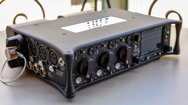 Sound Devices 633 + K-Tek Bag, Wingman, XL-B3 Battery and Charger + More
