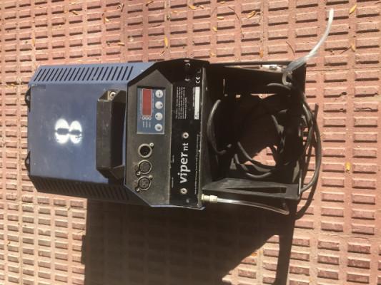 Maquina de humo Viper NT de Look Solution Germany