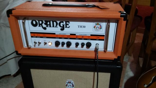 orange th 30 cabezal