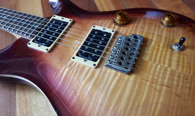 PRS CE24 1991 Maple top (Reservada)