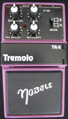 Nobels Tremolo