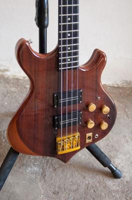 Bajo Hoyer Session - handmade luthier