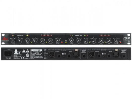 DBX 266 XL rebajo a 80€