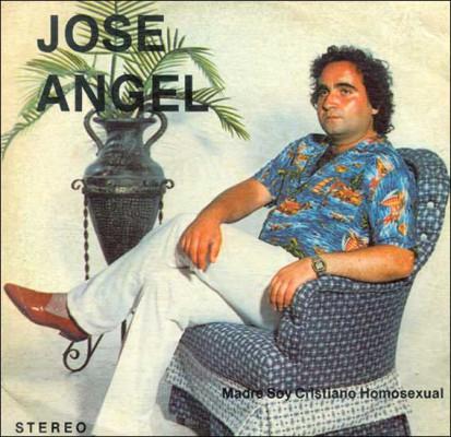 José Angel - Madre soy cristiano homosexual