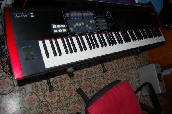 o cambio teclado 88 teclas contrapesadas CME UF-8