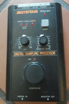 Sampler JB Systems (PROTOTIPO)