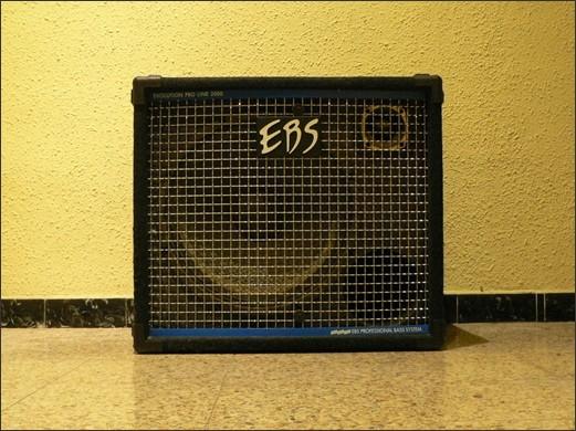 Caja de altavoces para bajo EBS ProLine 300