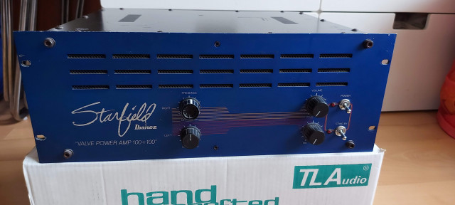 Starfield (Ibanez) Valve Power Amp 100 + 100
