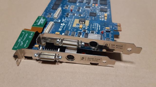 HD Core y HD Accel PCIe