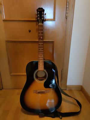 Guitarra acústica EPIPHONE DR-100 Vintage Sunburst