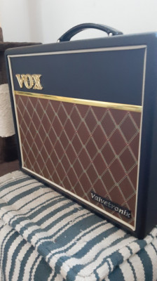 Amplificador Vox Valvetronix VT20 Plus ÚNICA REBAJA