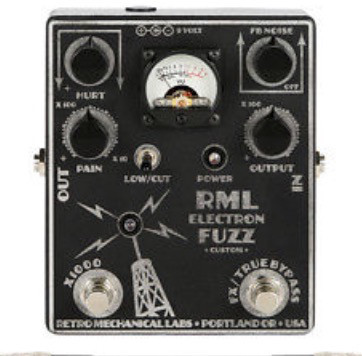Pedal Retro Mechanical Labs Electron Fuzz