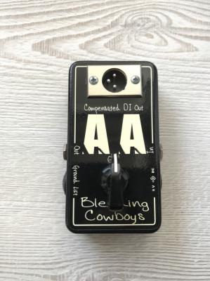 Caja DI Simulador de  Amplificador Bleeding Cowboys AA-F