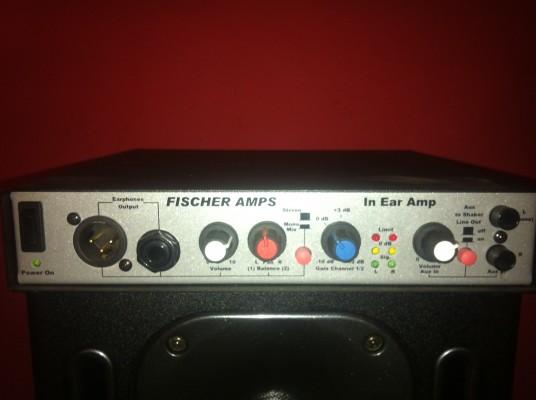 Amplificador de cascos