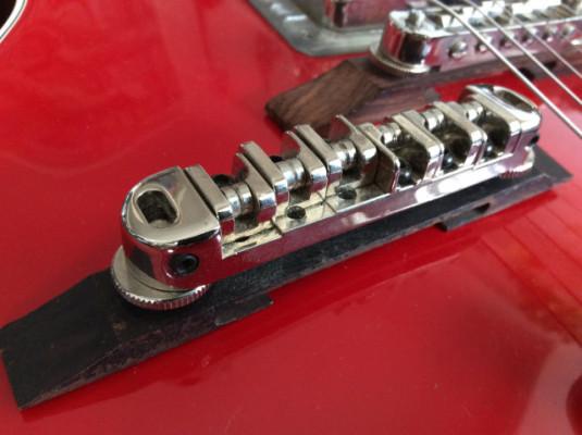 Puente para guitarra eléctrica Tun-o-matic