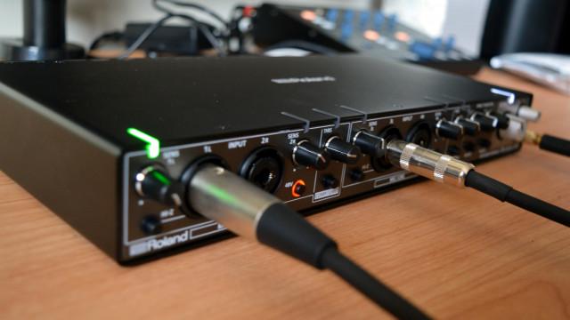 Tarjeta Audio USB Roland Rubix44