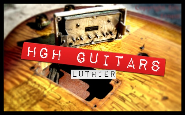 "HGH Guitars Luthier ""Alcorcón y Madrid Centro"""